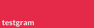 testgram logo